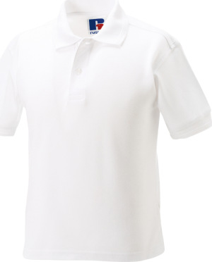 Russell – Kids' Heavy Piqué Polo