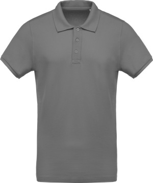 Kariban – Men's Organic Piqué Polo