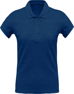 Kariban – Ladies' Organic Piqué Polo