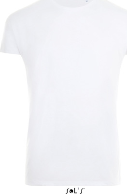 SOL'S - Herren Sublimations T-Shirt (white)