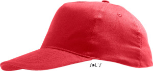 SOL'S – Sunny Kids' 5 Panel Kinder Kappe
