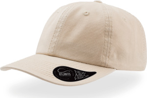 013a08850b0 6 Panel Chino Cap Dad Hat (khaki) for embroidery and printing ...