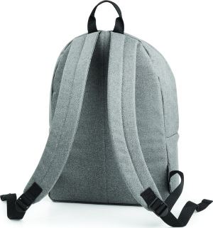 af6f346a29c Two-Tone Fashion Backpack (Grey Marl) for embroidery - BagBase ...