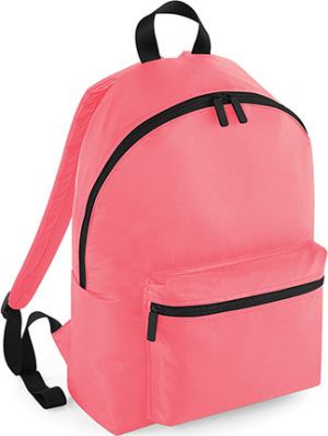 BagBase - Studio Backpack (Electric Pink)