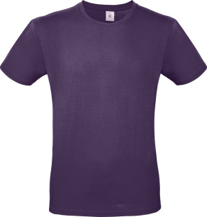 B&C - T-Shirt (urban purple)