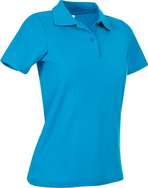 Stedman – Ladies' Jersey Polo
