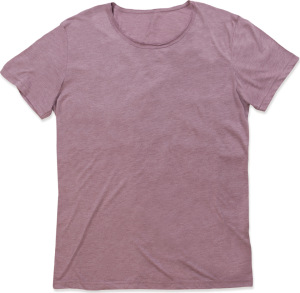 Stedman - Oversized Men's T-Shirt (vintage rose)