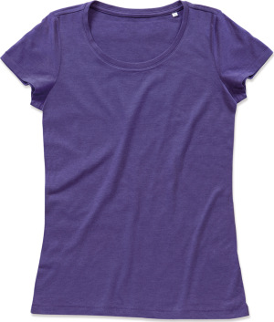 "Stedman – Ladies' Melange T-Shirt ""Lisa"""