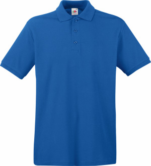 Fruit of the Loom - Premium Polo (Royal Blue)
