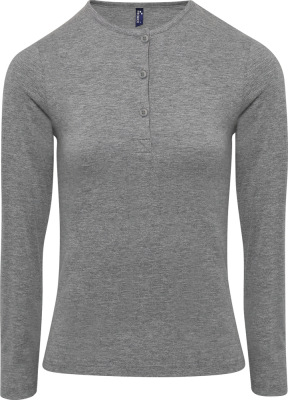Premier – Ladies' Roll Sleeve T-Shirt longsleeve