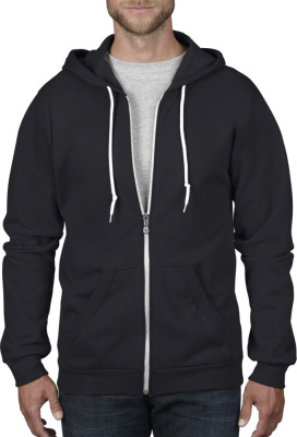 Anvil – Adult Fashion Full-Zip Hooded Sweat