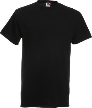 Fruit of the Loom - Heavy Cotton T (Black)