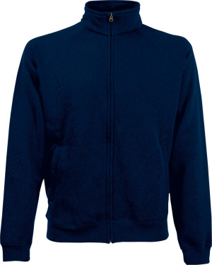 Fruit of the Loom - Classic Sweat Jacket (Deep Navy)