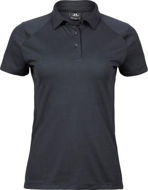Tee Jays - Damen Luxury Sport Polo (dark grey)