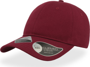 Atlantis - Bio 6 Panel Kappe (burgundy)