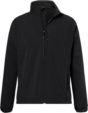 James & Nicholson - Men´s Softshell Jacket (Black)