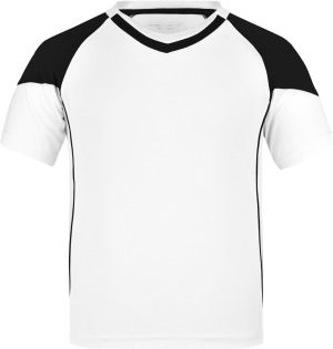 James & Nicholson - Team-T Junior (White/Black)