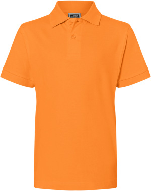 James & Nicholson - Classic Polo Junior (Orange)