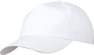 Myrtle Beach - 5 Panel Promo Cap laminated (White)