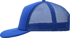 Myrtle Beach - 5 Panel Flat Peak Cap (royal)