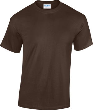 Gildan - Heavy Cotton T- Shirt (Dark Chocolate)