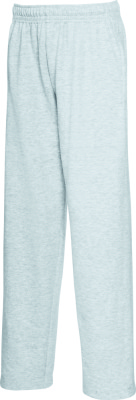 Fruit of the Loom - Kids Lightweight Jog Pants (Heather Grey)