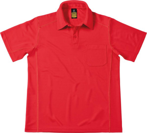 B&C - CoolPower Pro Polo (Red)
