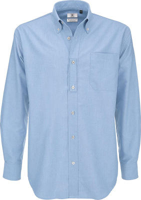 B&C – Shirt Oxford Long Sleeve /Men
