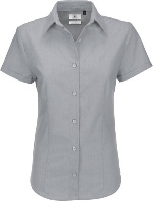 B&C – Oxford Shirt Short Sleeve / Women