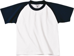 B&C – T-Shirt Base-Ball / Kids