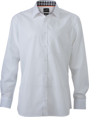 James & Nicholson – Men's Plain Shirt