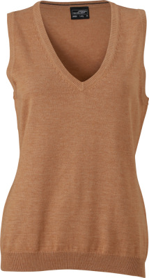 James & Nicholson – Damen V-Neck Pullunder
