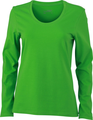 James & Nicholson – Ladies' Stretch Shirt Long-Sleeved