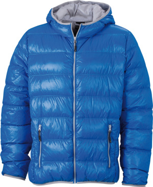 James & Nicholson – Men´s Down Jacket