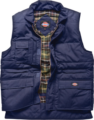 Dickies - Professional Bodywarmer (Navy)