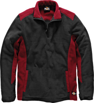 Dickies – Two Tone Micro Fleece Zip