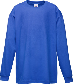 Fruit of the Loom – Kids Long Sleeve Valueweight T