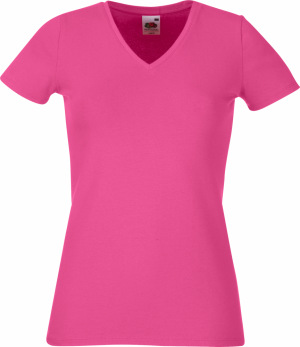 Fruit of the Loom – Lady-Fit V-Neck T