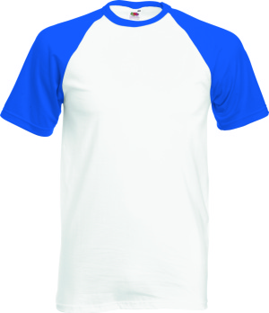 Fruit of the Loom – Shortsleeve Baseball T