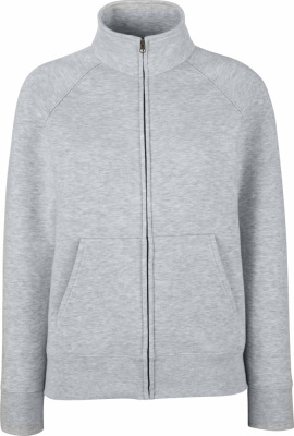 Fruit of the Loom – Lady-Fit Sweat Jacket