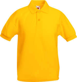 Fruit of the Loom – Kids 65/35 Piqué Polo
