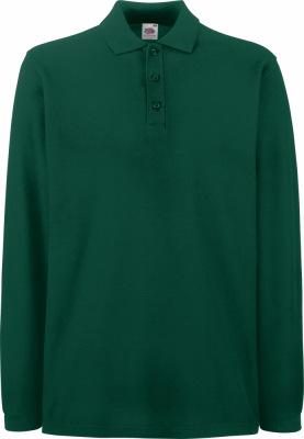 Fruit of the Loom – Premium Long Sleeve Polo