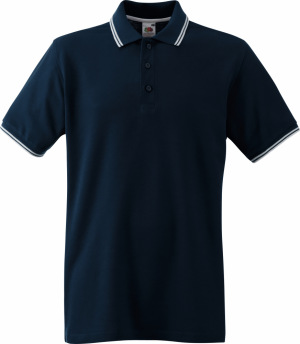 Fruit of the Loom – Tipped Polo