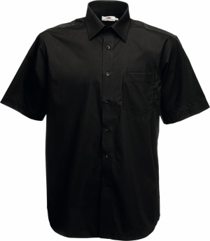 Fruit of the Loom – Men´s Short Sleeve Poplin Shirt