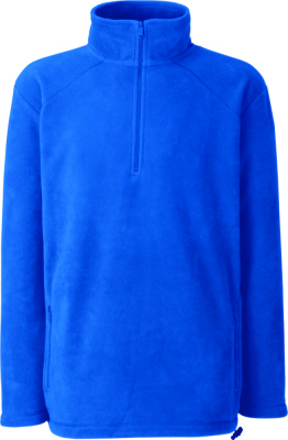 Fruit of the Loom – Half-Zip Fleece