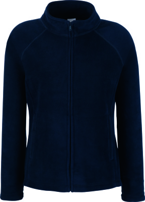 Fruit of the Loom – Lady-Fit Full-Zip Fleece