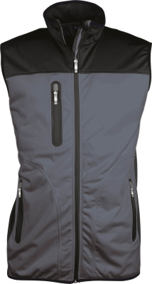Kariban – Herren Tri-Colour Softshell Bodywarmer