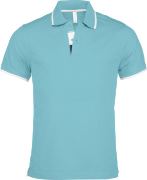Kariban – Mens Short Sleeve Polo Shirt