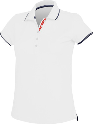 Kariban – Damen Kurzarm Polo