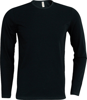 Kariban – Helios Men ́s Long Sleeve Round Neck T-Shirt